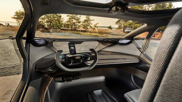 Audi AI:TRAIL חזון העתיד בשטח של אאודי שנראה לי די סבבה. צילום: AUDI