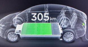 כמה באמת מנפח הסוללה יהיה זמין לכם לנסיעה? צילום: טסלה