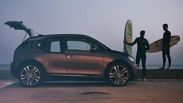 ב.מ.וו הודיעה כי לא תמשיך לפתח את i3 - היצור בינתים ימשיך לאור הביקוש ותקנות הזיהום. צילום: BMW