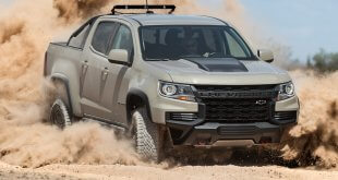 "Chevrolet Colorado ZR2 תחילת השיווק בארה""ב בשנה הבאה. יותר שטח, יותר אביזרי שטח, יותר יכולת בשטח. צילום: שברולט"