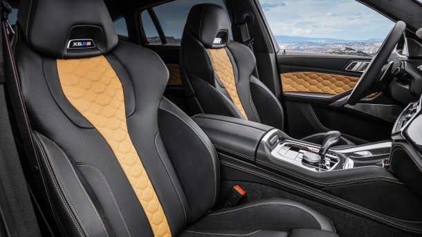 הנה ב.מ.וו X5M ו-X6M. אהבנו. צילום: BMW