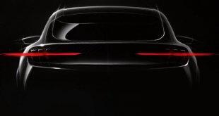 פורד תחשוף בחודש הבא רכב פנאי שטח חשמלי מלא שדומה למוסטאנג וגם עם טווח וביצועים. צילום: פורד