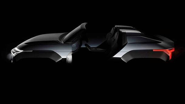 mitsubishi mi-tech הנעה חשמלית, טורבינת גז כגנרטור וממש מציאות ווירטואלית. העתיד של מיצובישי בשטח. צילום: מיצובישי