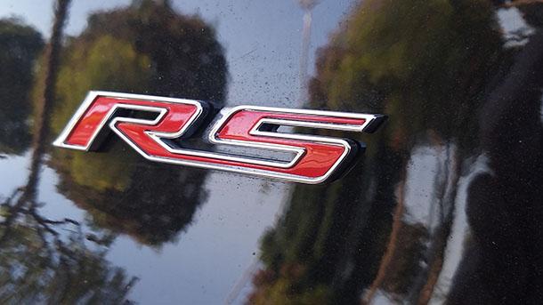 סמל RS שברולט בלייזר