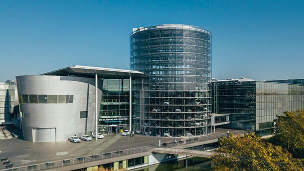 מפעל דרזדן VW