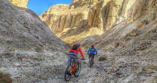 אופניים במדבר
