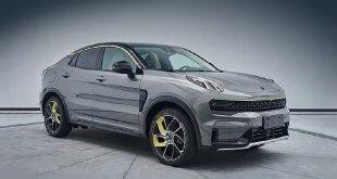 רכב סיני חשמלי חזית