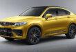 פותח מאמר רכב סיני צהוב קורונה